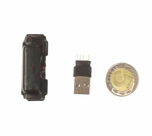 Dyktafon szpiegowski do ukrycia MKX mini 8GB 15h