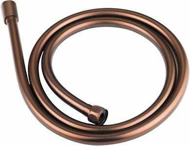 OMNIRES wąż prysznicowy bezskrętny miedź antyczna 150 cm 028ORB