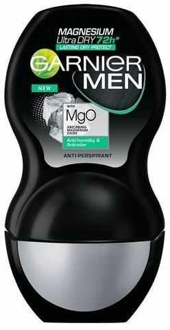 GARNIER_Men Magnesium Ultra Dry 72h antyperspirant w kulce 50ml