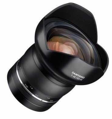 Samyang Premium XP 14mm f/2.4 (Canon EF)