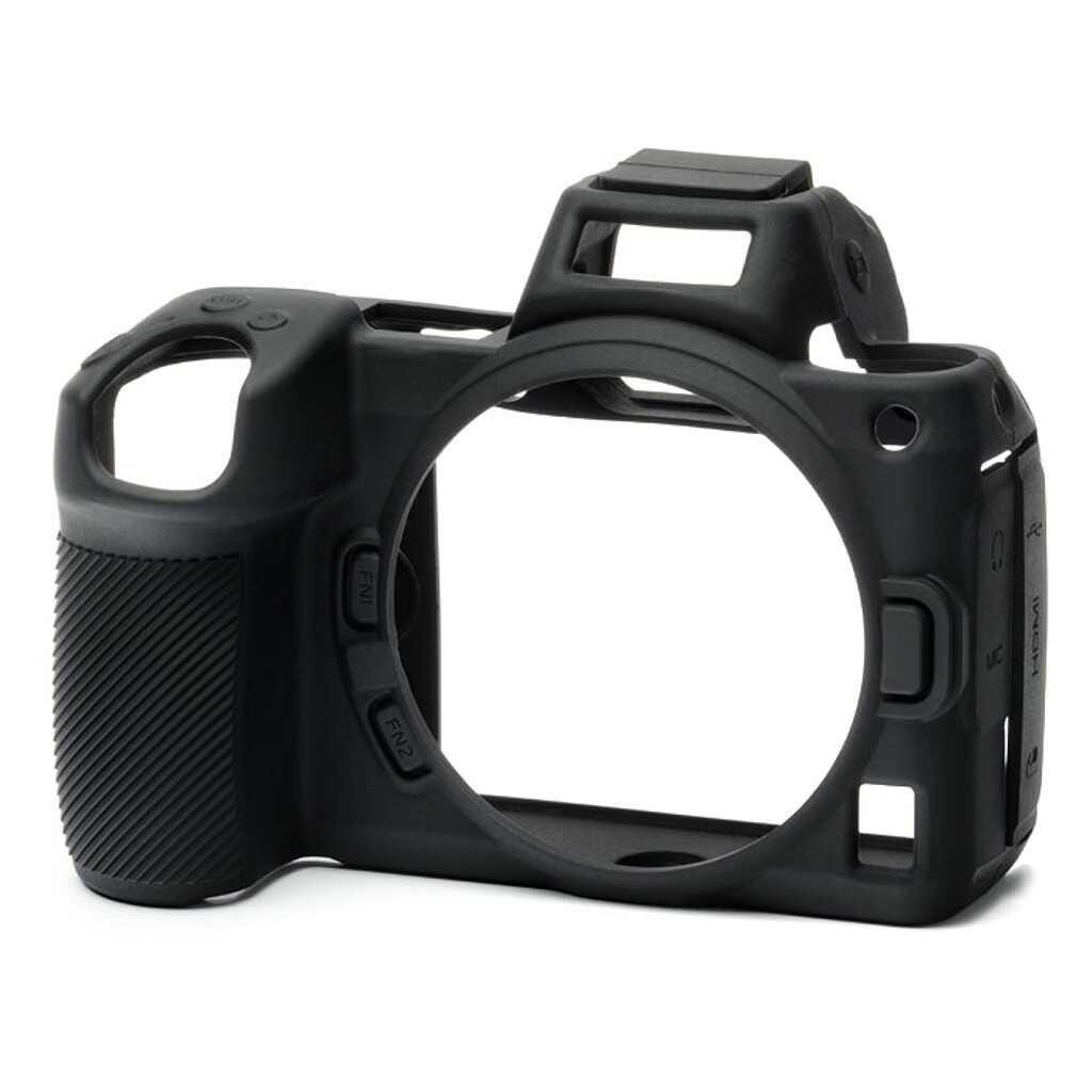 Osłona silikonowa easyCover do aparatów Nikon Z6 / Z7 czarna