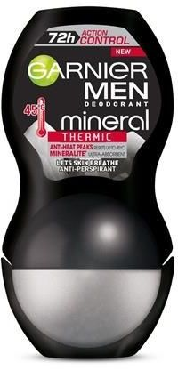 GARNIER_Men Mineral Action Control Thermic 72h antyperspirant Roll-On 50ml