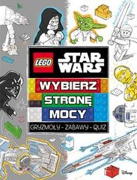 Lego Star Wars Wybierz stronę Mocy ZAKŁADKA DO KSIĄŻEK GRATIS DO KAŻDEGO ZAMÓWIENIA