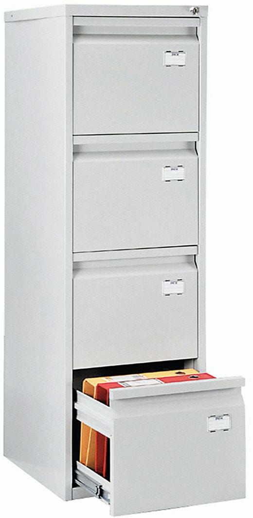 Szafa kartotekowa z czterema szufladami A 44 (format A4)