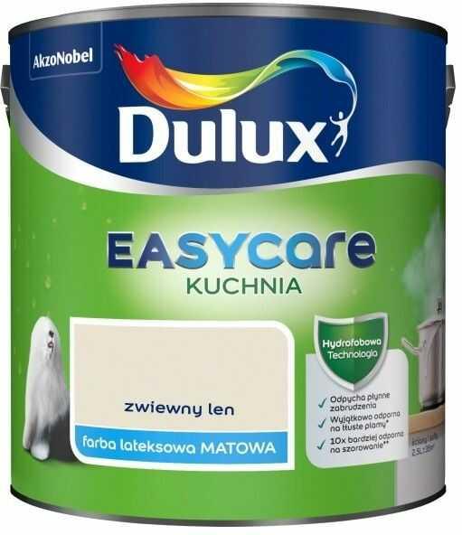 Farba Dulux EasyCare Kuchnia zwiewny len 2,5 l