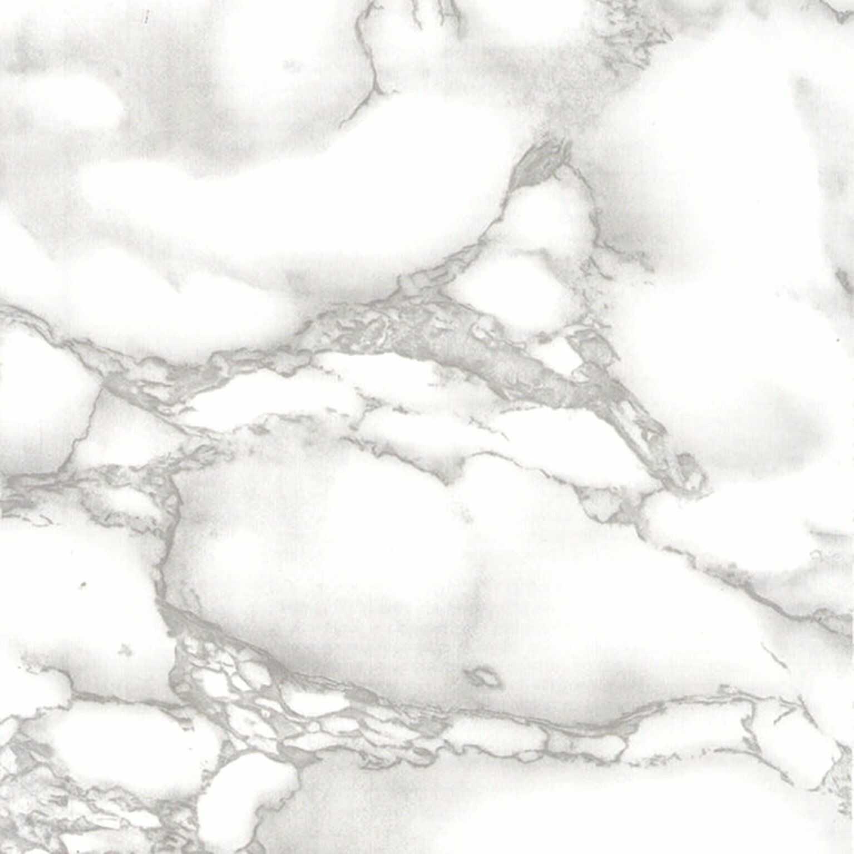 Venilia Folia samoprzylepna o wyglądzie marmuru, szary, kamień marmurowy, folia dekoracyjna, folia do mebli, tapety, folia samoprzylepna, PCW, 67,5 cm x 2 m, 95 m (grubość: 0,095 mm), 53362