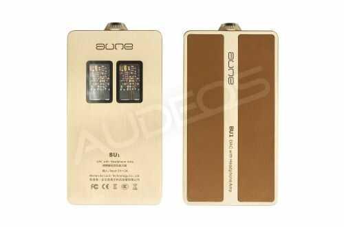 Aune BU1 - przenośny DAC/AMP na ES9038Q2M