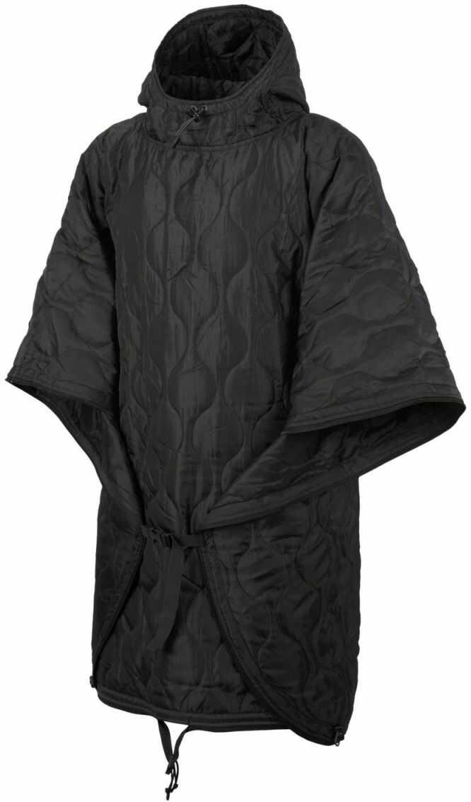 Ponczo Helikon Swagman Roll Basic - czarne