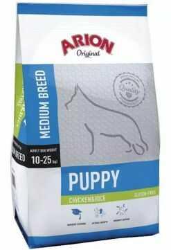Arion Original Chicken & Rice Medium Puppy 1 kg