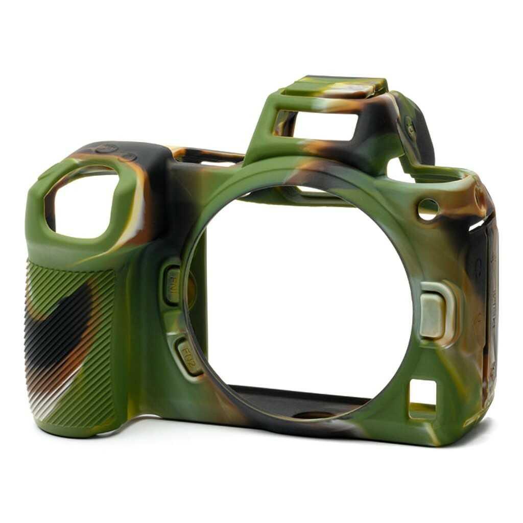 Osłona silikonowa easyCover do aparatów Nikon Z6 / Z7 kamuflaż