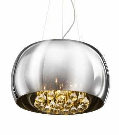 Lampa wisząca Burn AZ0699 AZzardo dekoracyjna oprawa w stylu design