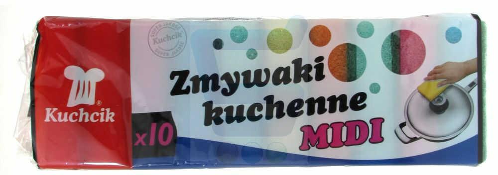 Kuchcik Zmywak kuchenny Midi 10szt