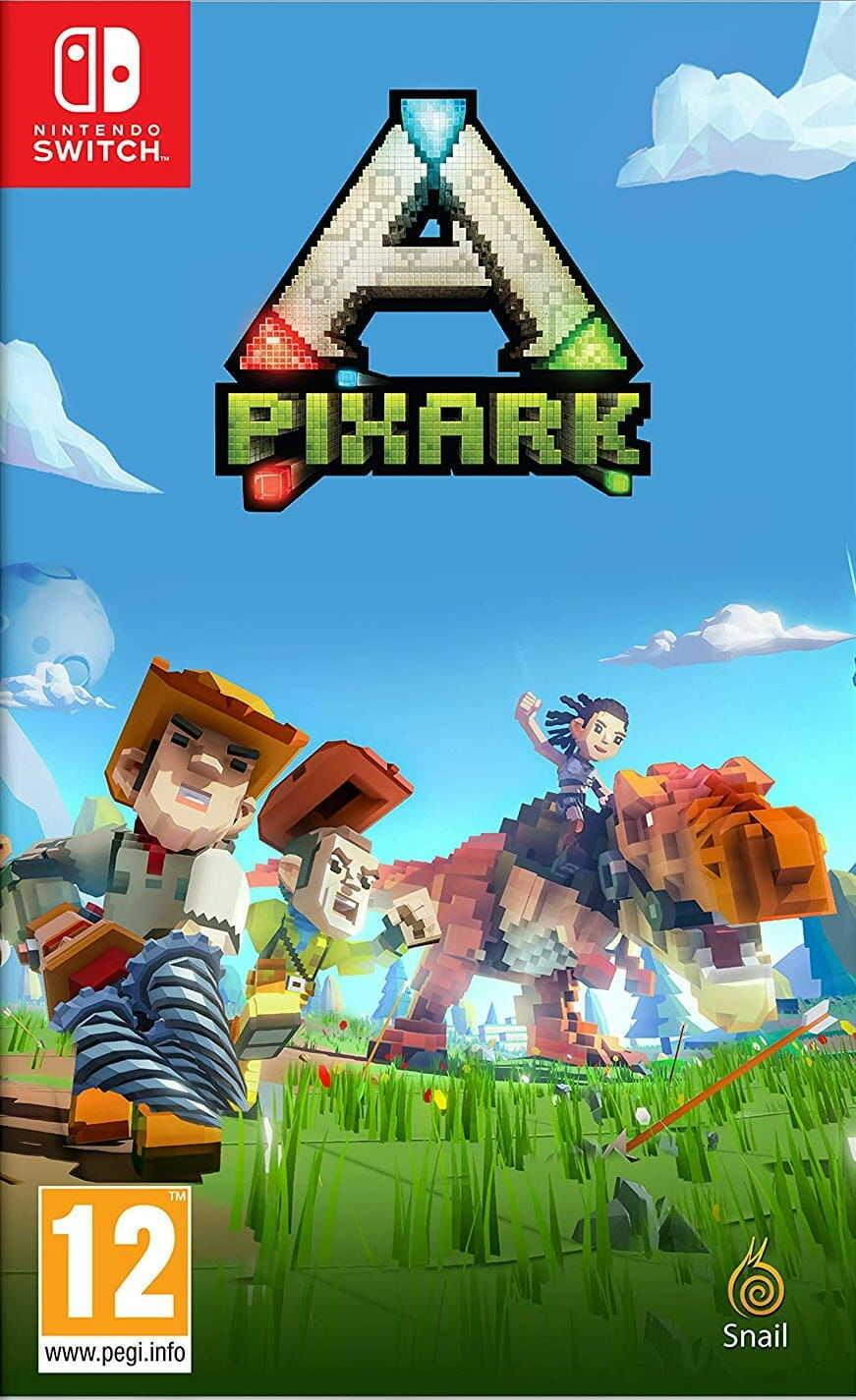 Gra PixARK (Nintendo Switch)