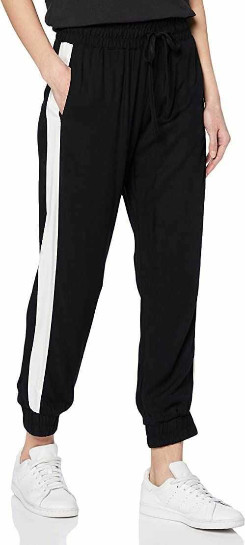 Hurley damskie spodnie do joggingu w smokingu Czarny M