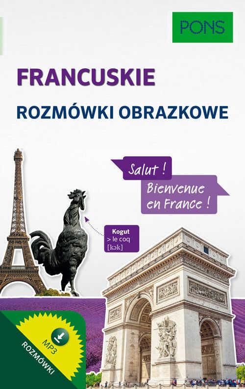 Francuski rozmówki obrazkowe ZAKŁADKA DO KSIĄŻEK GRATIS DO KAŻDEGO ZAMÓWIENIA