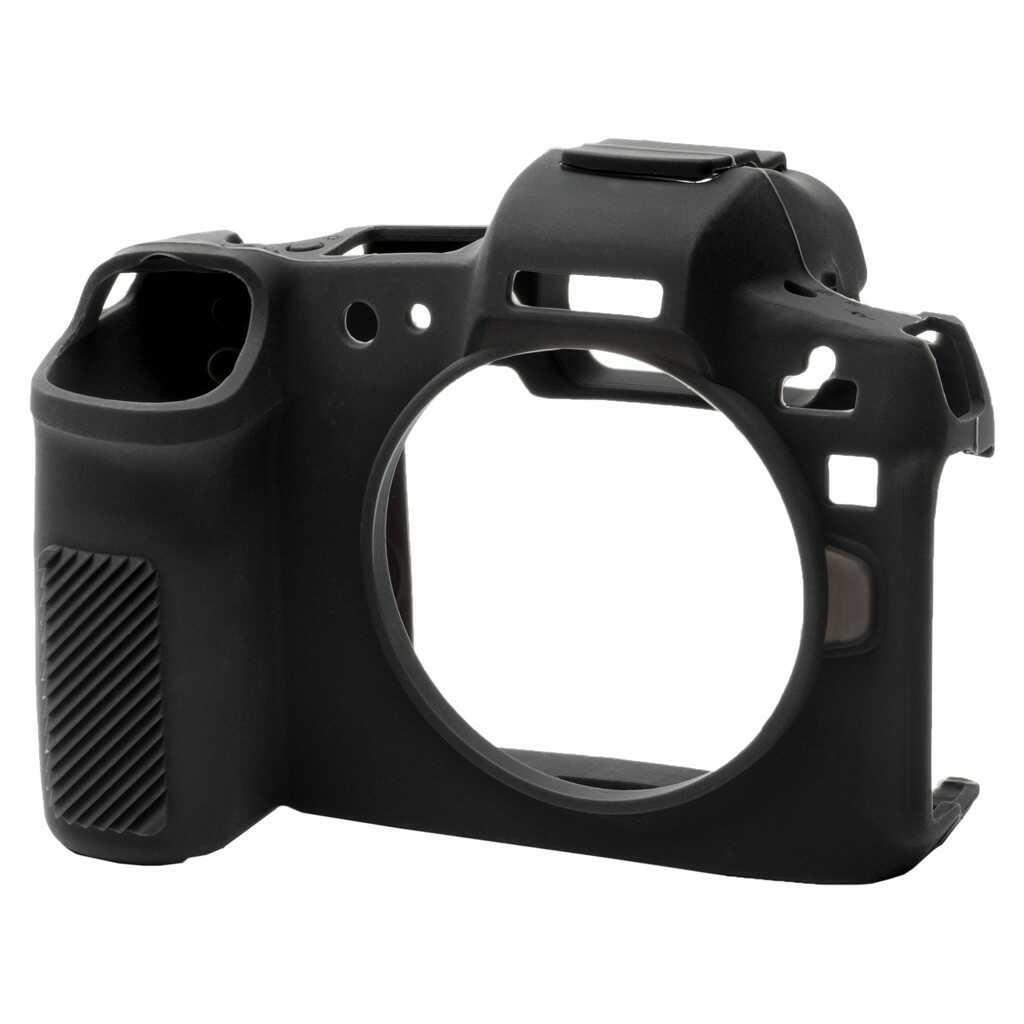 Osłona silikonowa easyCover do aparatów Canon EOS R czarna