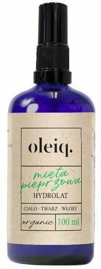 Oleiq hydrolat z miętą pieprzową 100 ml