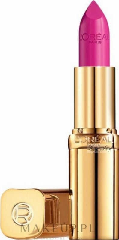 L''Oréal - Color Riche - Satin Lipstick - Satynowa pomadka do ust - 112 PARIS PARIS