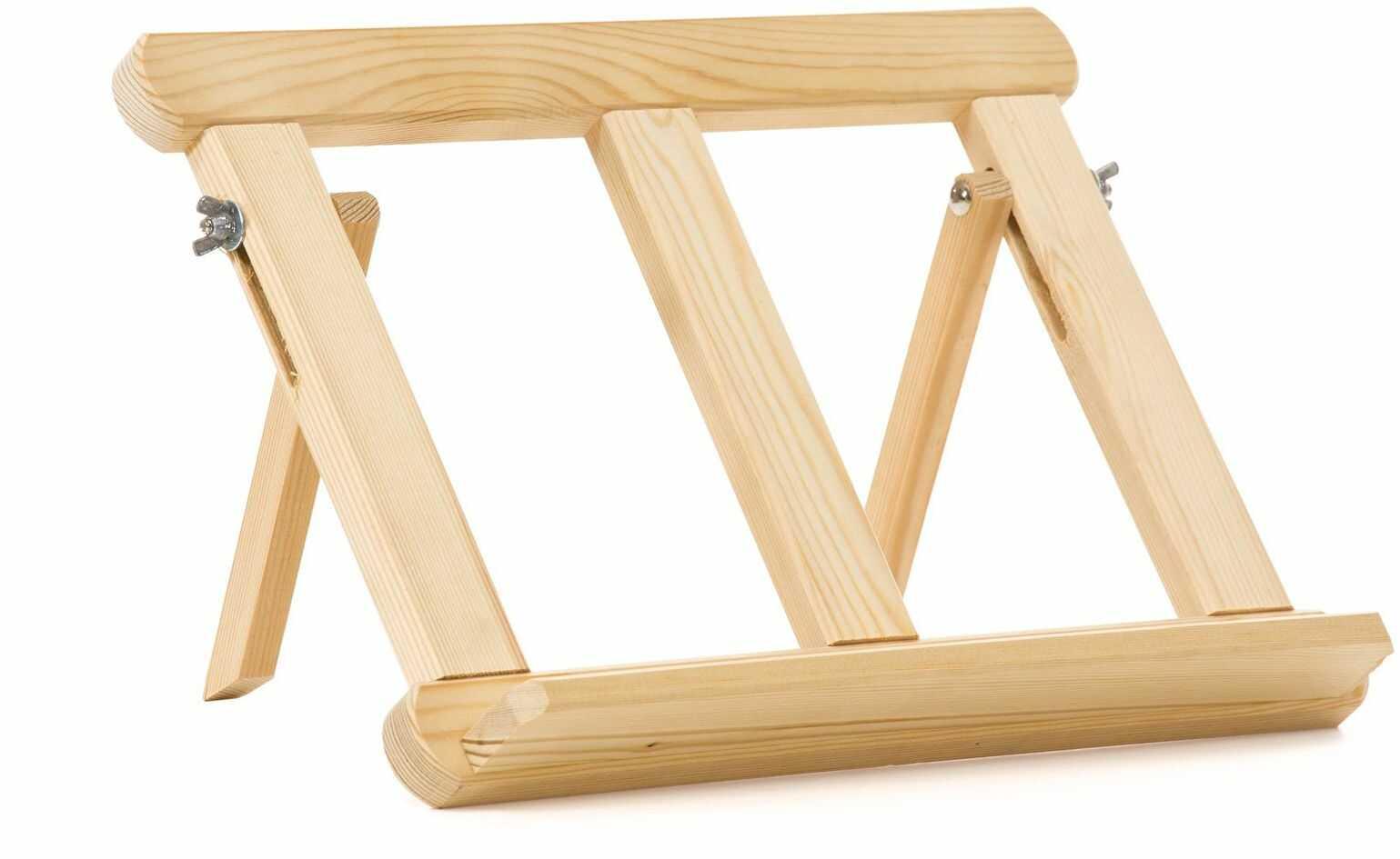 Lienzos Levante 1410602001 - sztalugi, prosty pulpit z drewna sosnowego