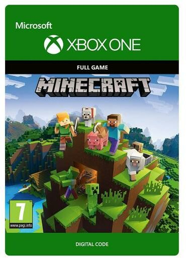 Minecraft [kod aktywacyjny] Xbox One Dostęp po opłaceniu zakupu