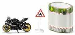 Siku 1601 Zestaw motocykl + taśma (S1601)