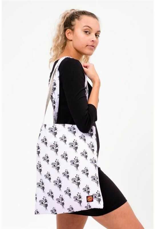 torebka SANTA CRUZ - Wall Hand Tote Bag Lilac/Black (LILAC-BLACK)
