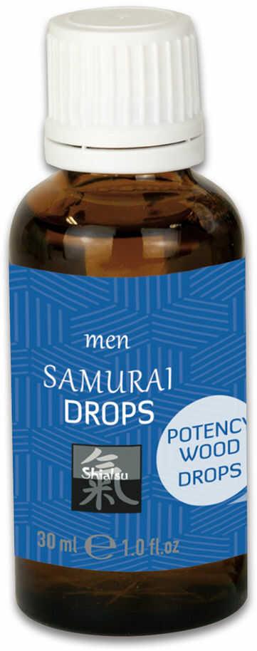 Shiatsu Samurai Drops 30ml