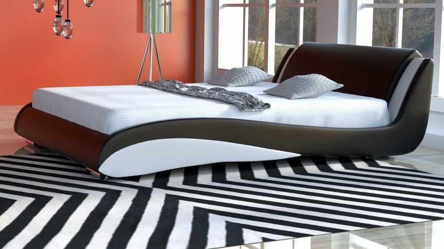 Łóżko do sypialni Stilo-2 Lux Standard vienna