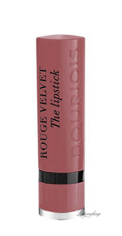 Bourjois - ROUGE VELVET - THE LIPSTICK - Pomadka do ust - 13