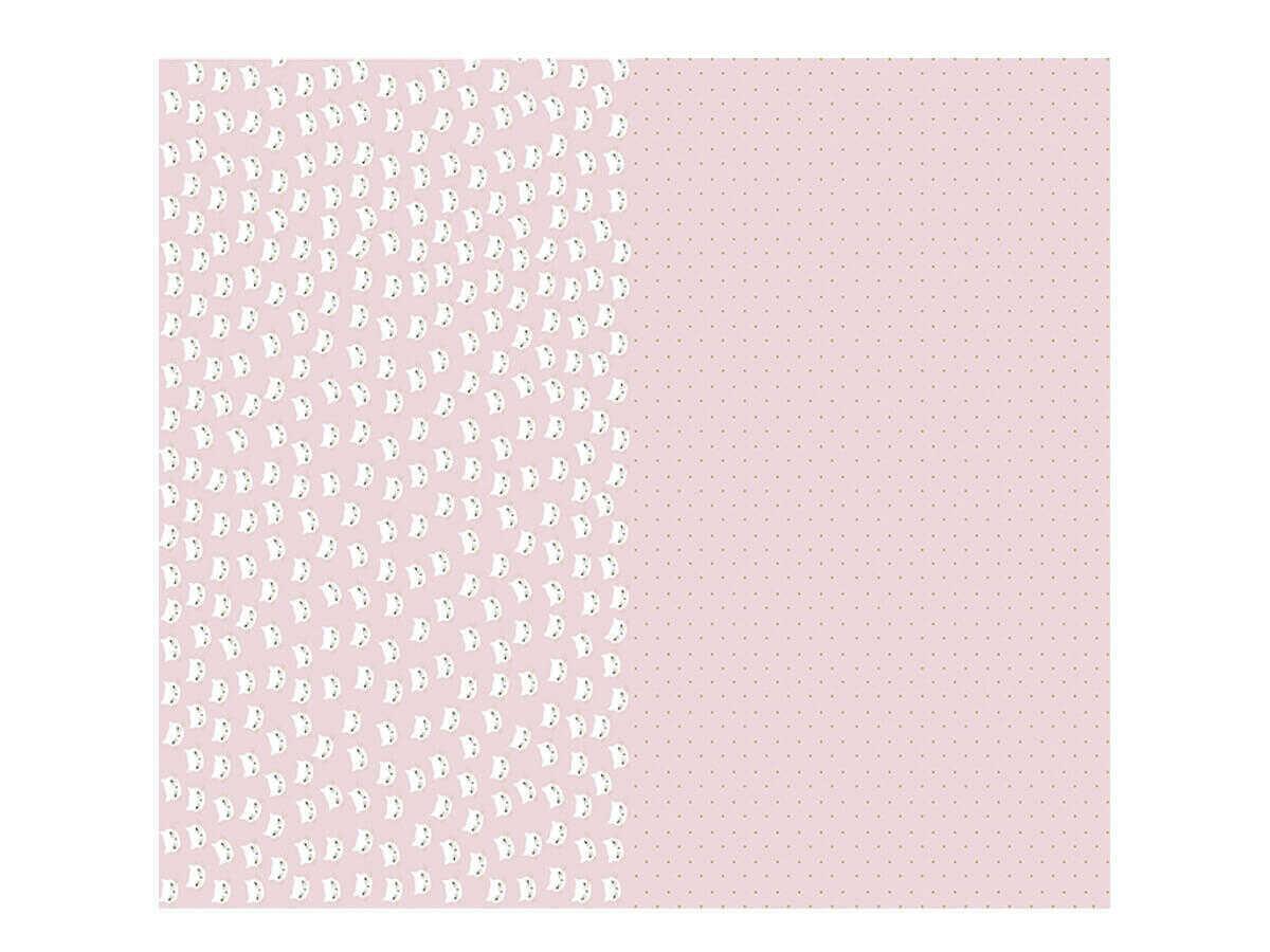 Papier do pakowania prezentów Kotek - 70 x 200 cm - 2 szt.