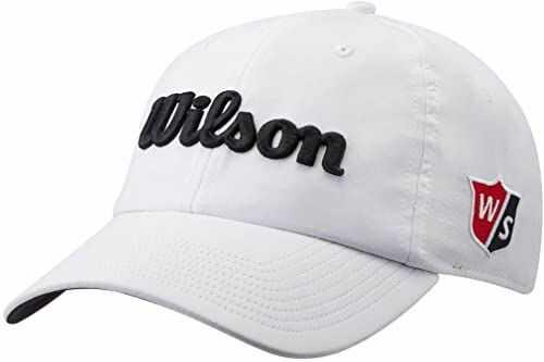 Wilson Czapka męska biały Jeden rozmiar