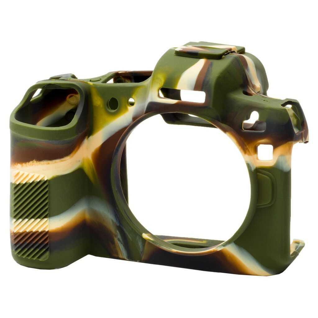 Osłona silikonowa easyCover do aparatów Canon EOS R kamuflaż