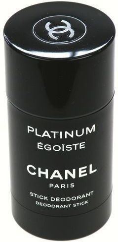 Chanel Égoste Platinum 75 ml dezodorant w sztyfcie dla mężczyzn dezodorant w sztyfcie + do każdego zamówienia upominek.
