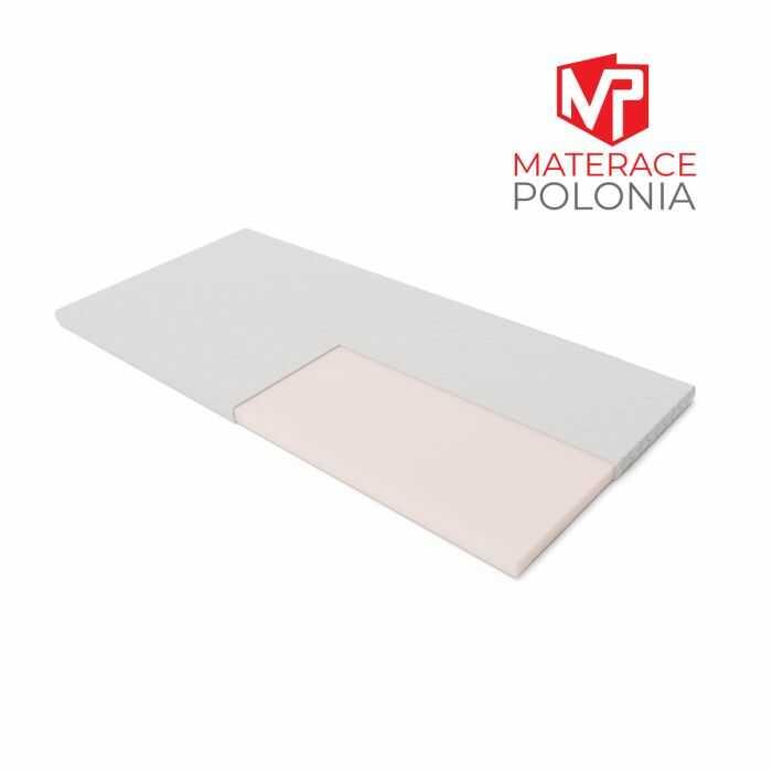 materac nawierzchniowy WYBOROWY MateracePolonia 180x200 H1 + testuj 25 DNI
