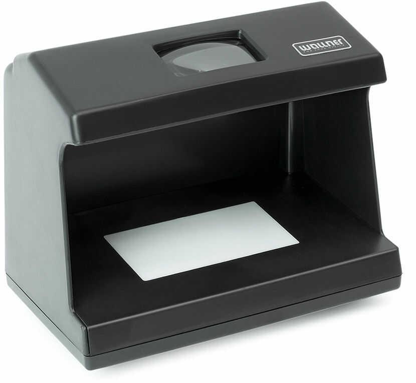 Tester do banknotów Wallner DL1011 UV WHITE + LUPA