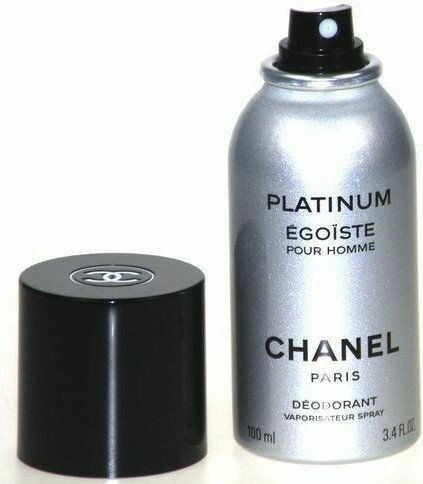 Chanel Égoste Platinum 100 ml dezodorant w sprayu dla mężczyzn dezodorant w sprayu + do każdego zamówienia upominek.