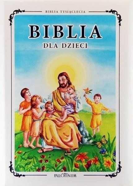 Biblia dla dzieci - praca zbiorowa