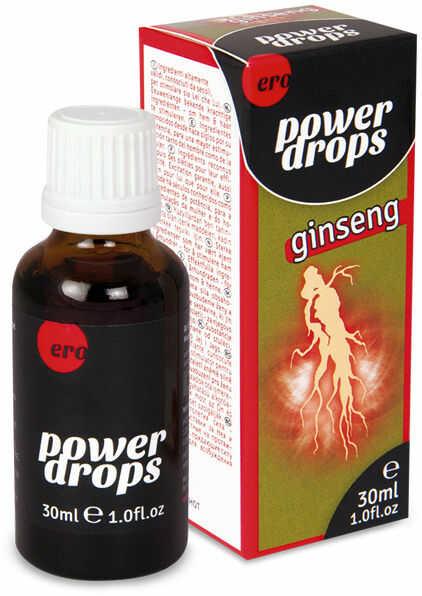 HOT Ero Power Ginseng Drops Men 30ml