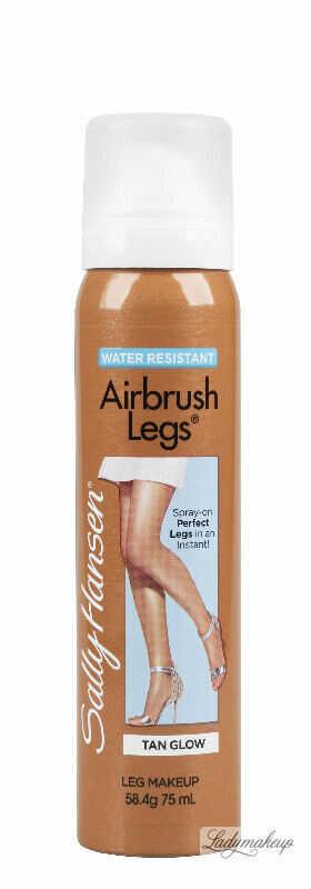 Sally Hansen - Airbrush Legs - Rajstopy w sprayu - TAN