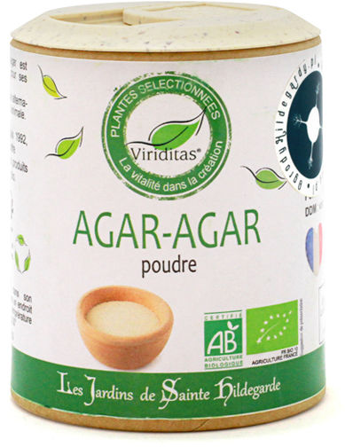 Przyprawy i zioła - Agar-agar 50g Bio*, - 60143
