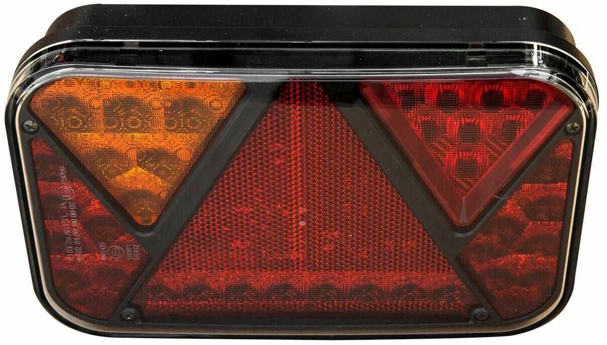 Lampa tylna LED 6-funkcyjna Fristom FT-270 prawa 12V