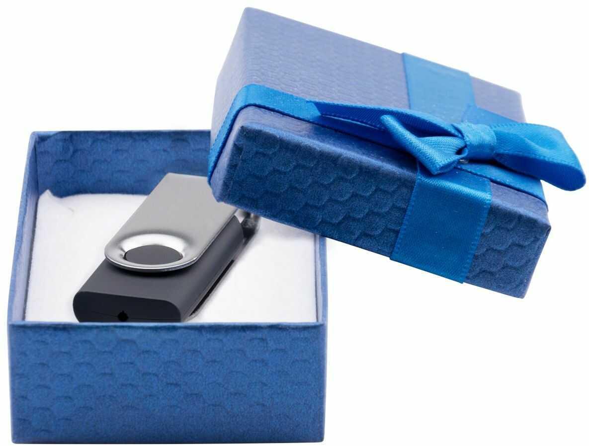 USB goodram srebrny 16 GB Pamięć USB prezent z GRAWEREM