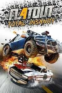 FlatOut 4: Total Insanity (PC) Klucz Steam