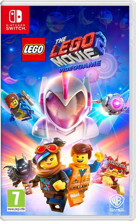 Gra LEGO Movie 2 (Przygoda 2): The Videogame (Nintendo Switch)