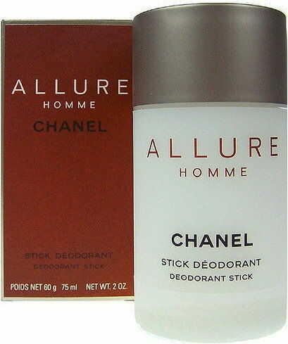 Chanel Allure Homme 75 ml dezodorant w sztyfcie dla mężczyzn dezodorant w sztyfcie + do każdego zamówienia upominek.