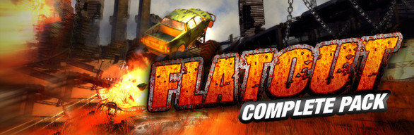 Flatout Complete Pack (PC) Klucz Steam
