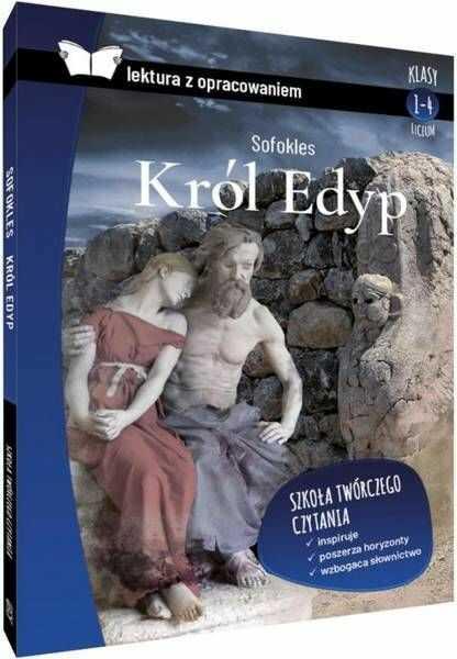 Król Edyp Lektura z opracowaniem - Sofokles