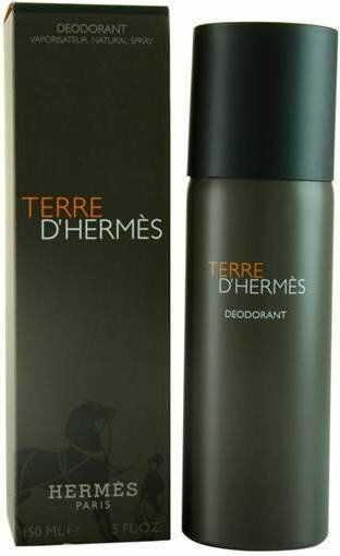 Herms Terre dHerms 150 ml dezodorant w sprayu dla mężczyzn dezodorant w sprayu + do każdego zamówienia upominek.