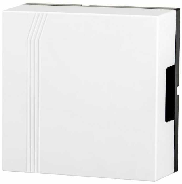 Dzwonek przewodowy 230 V L201 biały LEXMAN