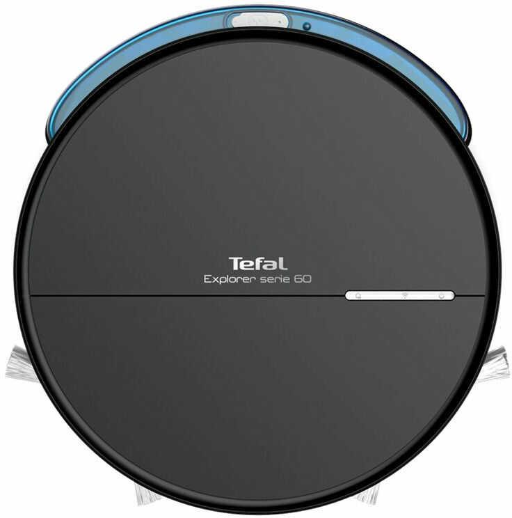 TEFAL Explorer Serie 80 Total Care RG7765 - czarny - Odkurzacz automatyczny